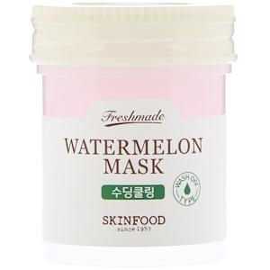 Скин Фуд, Freshmade Watermelon Mask, Soothing, 90 ml отзывы