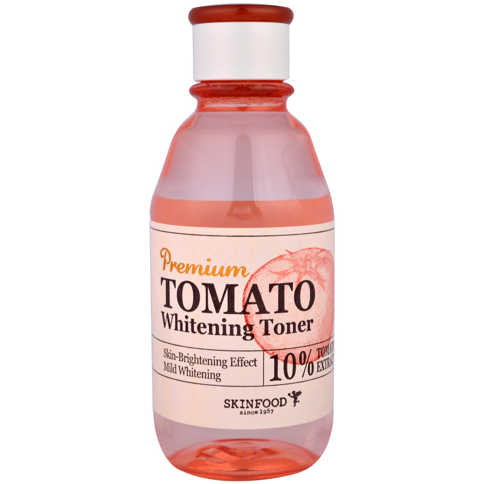 Skinfood, Премиальный томатный отбеливающий тоник, 180 мл