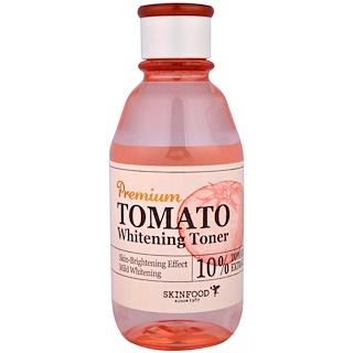 Skinfood, Premium Tomato Whitening Toner, 180 ml