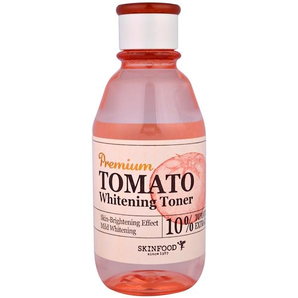 Skinfood, Премиальный томатный отбеливающий тоник, 180 мл (Discontinued Item)