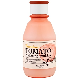 Skinfood, Отбеливающая эмульсия Premium Tomato, 140 мл