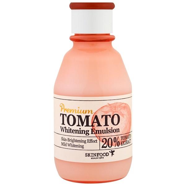 Skinfood, مستحلب التبييض الطماطم الفاخرة، 140 مل