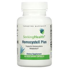 Seeking Health, HomocysteX Plus,60 粒素食膠囊