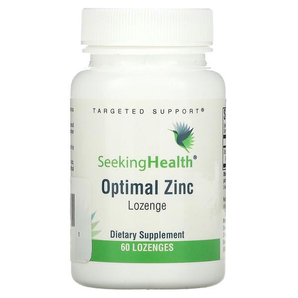 Optimal Zinc, 60 Lozenges