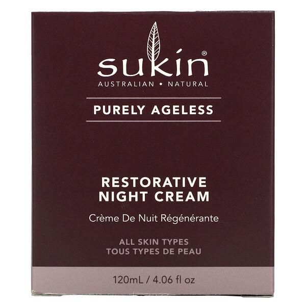 Purely Ageless, Restorative Night Cream, 4.06 fl oz (120 ml)