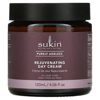 Sukin, Purely Ageless, Rejuvenating Day Cream, 4.06 fl oz (120 ml)]