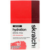 SKRATCH LABS, Sport Hydration Drink Mix, Strawberries, 20 Pack, 0.8 oz (22 g) Each