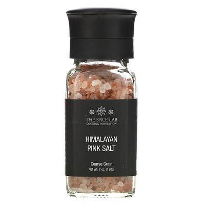 The Spice Lab Himalayan Pink Salt, 7 oz (198 g)
