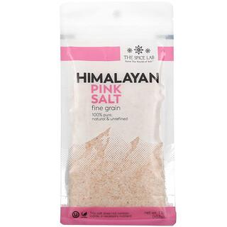 The Spice Lab, ピュアヒマラヤピンククリスタルソルト、精製塩、16オンス