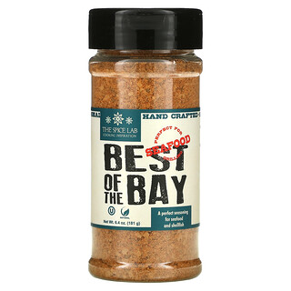 The Spice Lab, Best of the Bay, 6.4 oz (181 g)