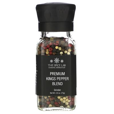 Купить The Spice Lab Premium Kings Pepper Blend, Grinder, 2.6 oz (73 g)