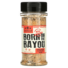 The Spice Lab, Born On The Bayou,5.8 盎司(164 克)