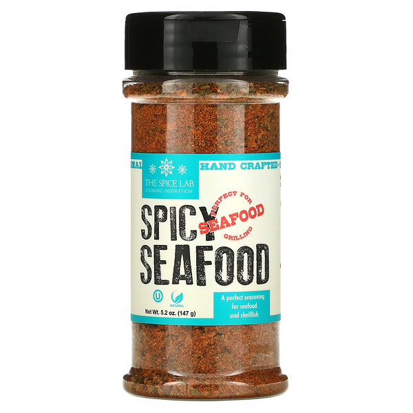 Spicy Seafood, 5.2 oz (147 g)