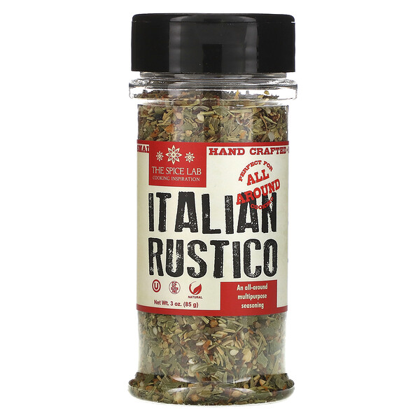 The Spice Lab, Italian Rustico, 3 oz (85 g)