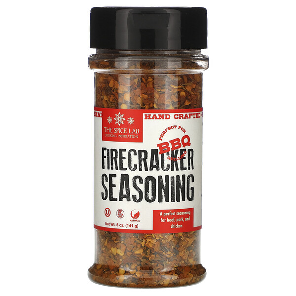 Firecracker Seasoning, 5 oz (141 g)