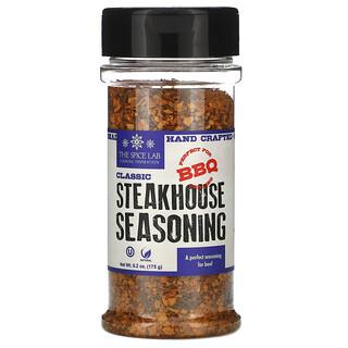 The Spice Lab, 經典牛排調味料,6.2 盎司(175 克)