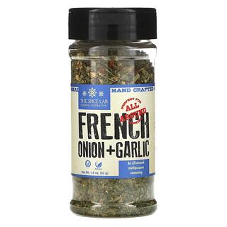 The Spice Lab, French Onion & Garlic, 1.9 oz (53 g)