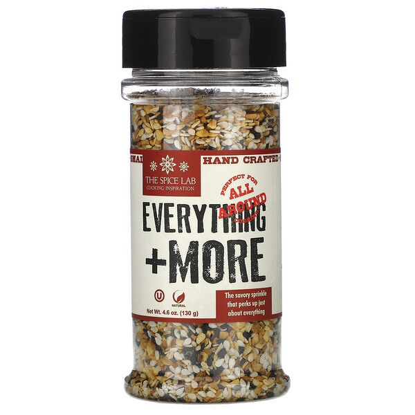 Everything & More, 4.6 oz (130 g)