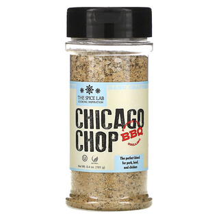The Spice Lab, Chicago Chop,  6.4 oz (181 g)
