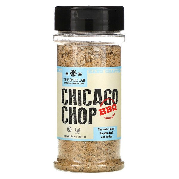 Chicago Chop,  6.4 oz (181 g)