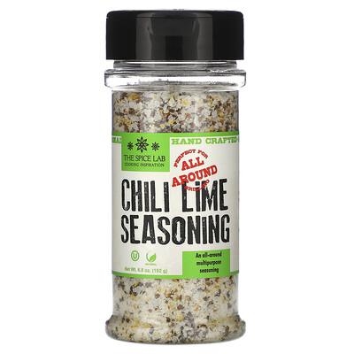 Купить The Spice Lab Chili Lime Seasoning, 6.8 oz (192 g)