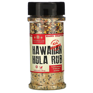 The Spice Lab, Hawaiian Hula Rub, 5.8 oz ( 164 g)'