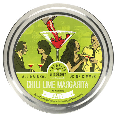 Купить The Spice Lab Chili Lime Margarita Salt, 3.5 oz (99 g)
