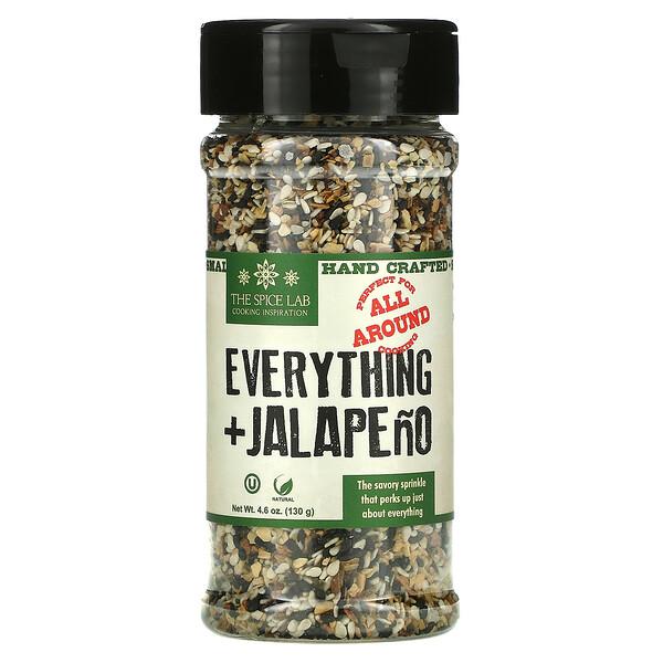 Everything + Jalapeno, 4.6 oz (130 g)