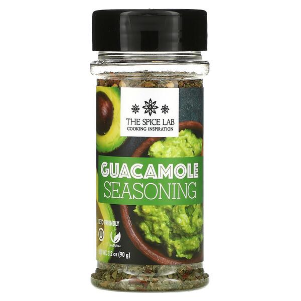 Guacamole Seasoning, 3.2 oz (90 g)