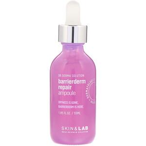 Skin&Lab, Dr. Derma Solution, Barrierderm Repair Ampoule, 1.85 fl oz (55 ml) отзывы покупателей