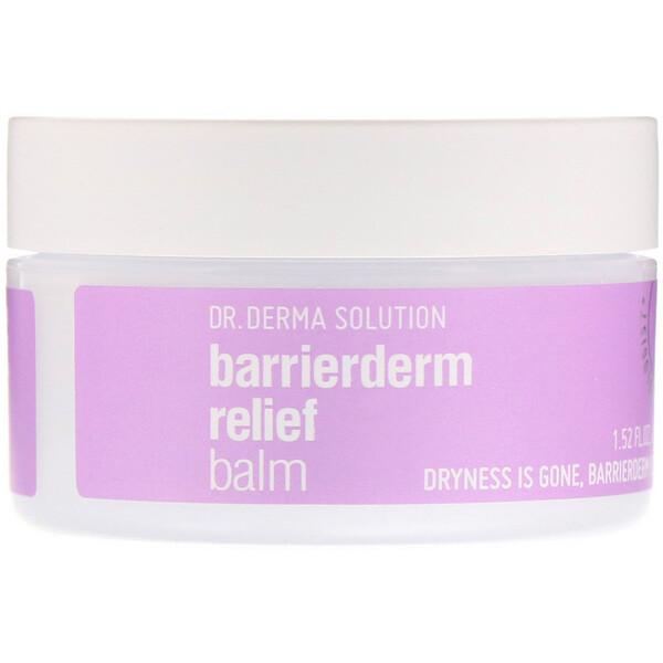 Skin&Lab, Dr. Derma Solution, Barrierderm Relief Balm, 1.52 fl oz (45 ml)