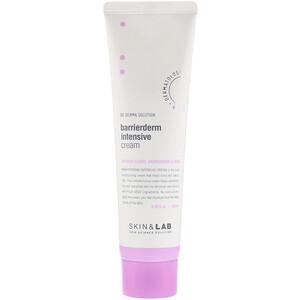 Skin&Lab, Dr. Derma Solution, Barrierderm Intensive Cream, 3.38 fl oz (100 ml) отзывы