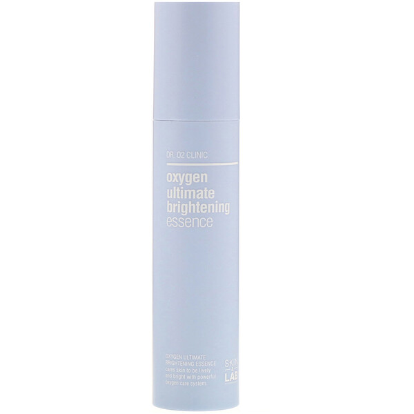Skin & Lab, Dr. O2 Clinic, Oxygen Ultimate Brightening Essence, 50 ml (Discontinued Item)