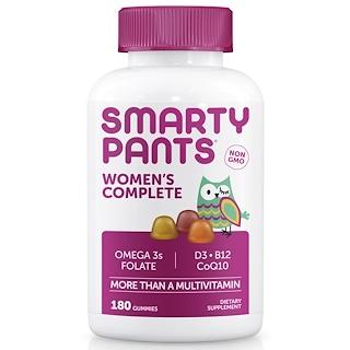 SmartyPants, Women's Complete, 180 Gummies