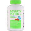 SmartyPants, Teen Guy Complete Multivitamin, Lemon Lime, Cherry, and Sour Apple, 120 Gummies