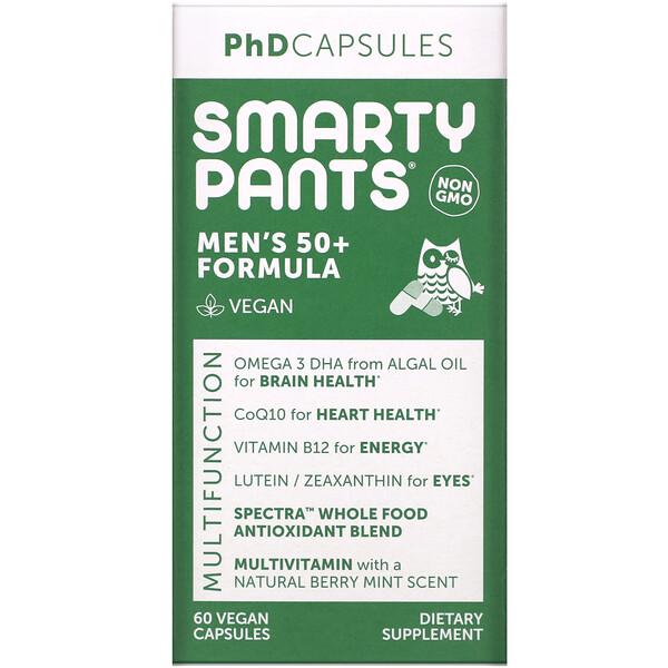 Men's 50+ Formula, 60 Vegan Capsules