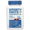 SmartyPants, 有机男士配方,树莓、柳丁和樱桃,90 粒素食软糖