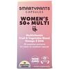 SmartyPants, 50 岁以上女性多营养素配方,30 粒素食胶囊
