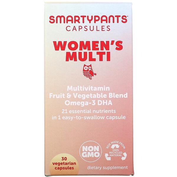 Women's Multi, 30 Vegetarian Capsules