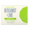 Schmidt's, Natural Soap, Bergamot + Lime, 5 oz (142 g)