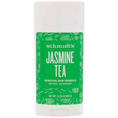 Купить Schmidt's Для чувствительной кожи, жасминовый чай, 3, 25 унц. (92 г)