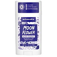 Schmidt's Naturals, Natural Deodorant, Moon Flower, 2.65 oz (75 g)