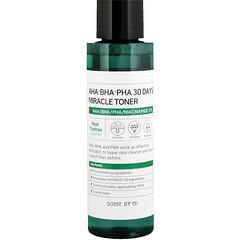 Some By Mi, α-羥基酸。丁羥茴醚。PHA 30 天奇跡爽膚水,150 毫升