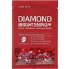 Some By Mi, Glow Luminous Ampoule Beauty Mask, Diamond Brightening, 10 Sheets, 25 Each