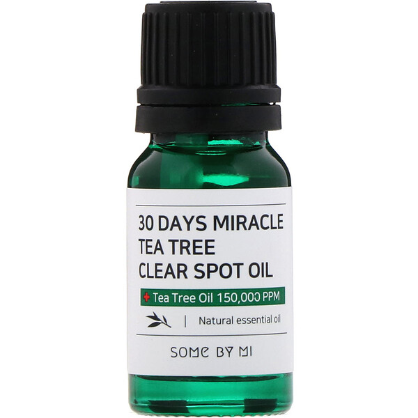 30 Days Miracle Tea Tree Clear Spot Oil, 10 ml