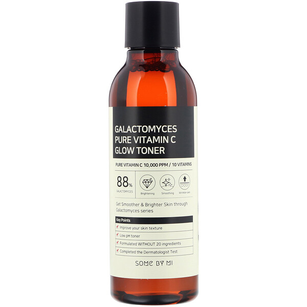 Galactomyces Pure Vitamin C Glow Toner, 200 ml