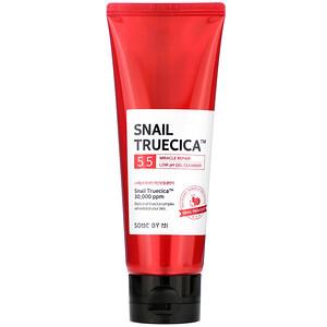 Some By Mi, Snail Truecica, Miracle Repair Low ph Gel Cleanser, 3.38 fl oz (100 ml) отзывы покупателей