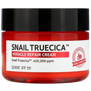 Some By Mi, Snail Truecica, Miracle Repair Cream, 2.11 oz (60 g) отзывы покупателей