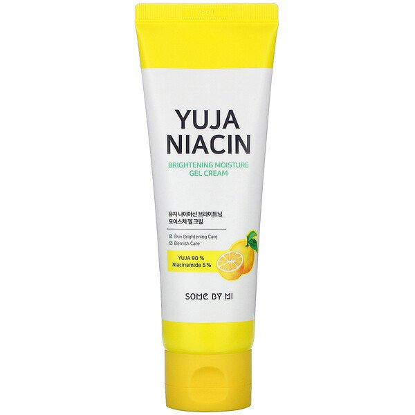 Yuja Niacin, Brightening Moisture Gel Cream, 3.38 oz (100 ml)