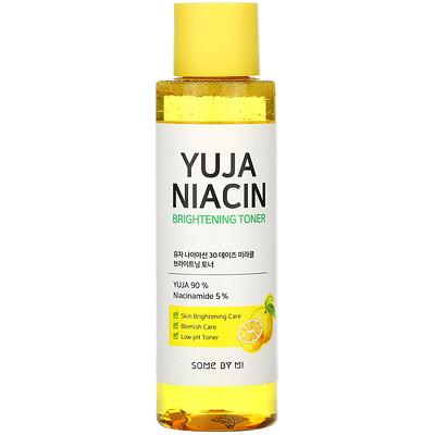 Купить Some By Mi Yuja Niacin, Brightening Toner, 5.07 fl oz (150 ml)
